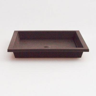 Bonsai Kunststoff Untertasse YMDR-4 - 1