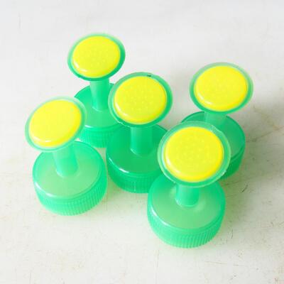 Bonsai-Sprinkler für PET-Flasche 5 Stück - 1