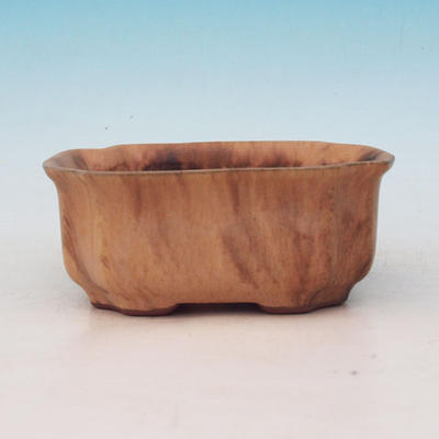 Bonsaischale aus Keramik H 01 - 12 x 9 x 5 cm - 2