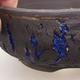 Keramische Bonsai-Schale 16 x 16 x 6,5 cm, Farbe rissig - 2/4