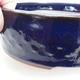 Bonsai-Keramikschale 23 x 23 x 7 cm, Metallfarbe - 2/4