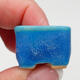 Mini Bonsai Schale 2,5 x 2,5 x 1,5 cm, Farbe blau - 2/4
