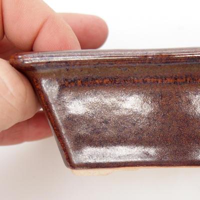 Keramik-Bonsai-Schale - im Gasofen bei 1240 ° C gebrannt - 2