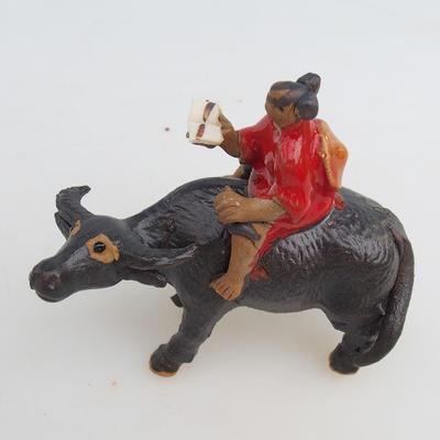 Keramik Figur - Buvol - 2