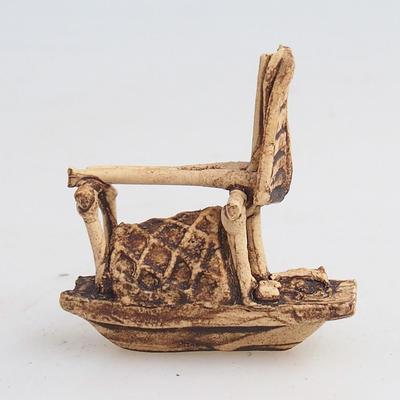 Keramik Figur - Schiff - 2
