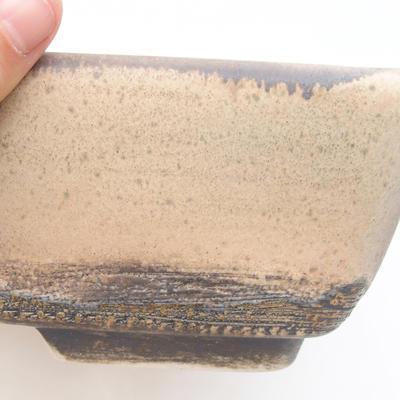 Bonsai-Schale 30 x 23 x 8,5 cm, graue Farbe - 2