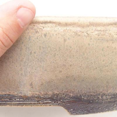 Bonsai-Schale 29,5 x 23 x 8 cm, braun-beige Farbe - 2