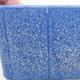 Keramische Bonsai-Schale 20 x 17 x 6,5 cm, Farbe blau - 2/4