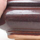Keramische Bonsai-Schale 29,5 x 20,5 x 4 cm, Farbe grün - 2/4
