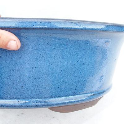 Bonsaischale 61 x 46 x 20 cm, Farbe blau - 2
