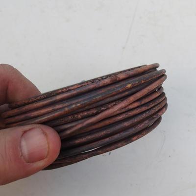 Kupferdrähte bilden 500 g - 2
