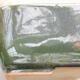 Keramische Bonsai-Schale 15 x 10,5 x 5 cm, Farbe grün - 2/3