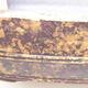 Keramische Bonsai-Schale 24 x 19 x 7 cm, Farbe gelbbraun - 2/3