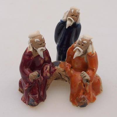 Keramikfigur - Trinity - 2