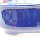 Keramische Bonsai-Schale 14 x 11 x 5 cm, Farbe blau - 2/3