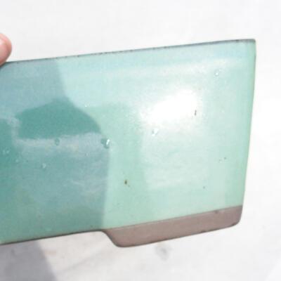 Bonsaischale 41 x 29 x 12 cm, Farbe grün - 2