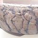 Bonsaischale aus Keramik 20 x 20 x 6,5 cm, Farbe rissig - 2/4