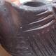 Keramikschale 7,5 x 7,5 x 5,5 cm, Metallfarbe - 2/3
