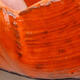 Keramikschale 7 x 6,5 x 5 cm, Farbe orange - 2/3