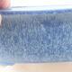 Keramische Bonsai-Schale 23 x 20 x 7 cm, Farbe blau - 2/3