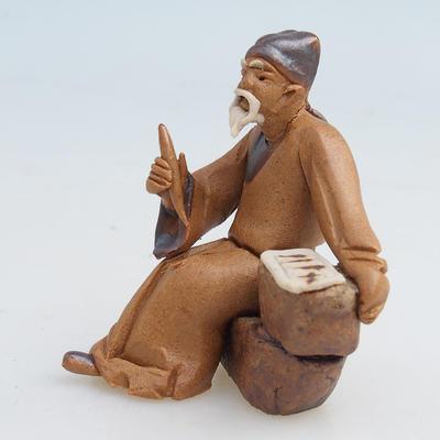 Keramikfigur - Salbei - 2