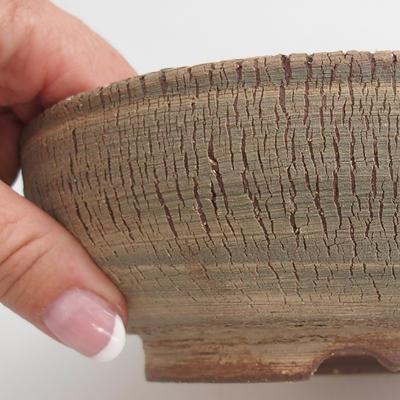 Keramik-Bonsaischale - in einem Gasofen mit 1240 ° C gebrannt - 2