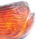 Keramikschale 7 x 7 x 5 cm, Farbe orange - 2/3