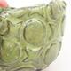 Keramikschale 8 x 7 x 5,5 cm, Farbe grün - 2/3