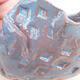 Keramikschale 7 x 6,5 x 5,5 cm, Farbe blau - 2/3