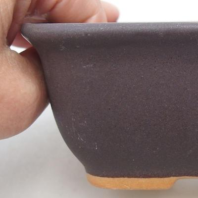 Keramische Bonsai-Schale H 38 - 12 x 10 x 5,5 cm - 2