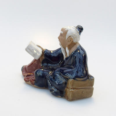 Keramik-Figur - Reader - 2