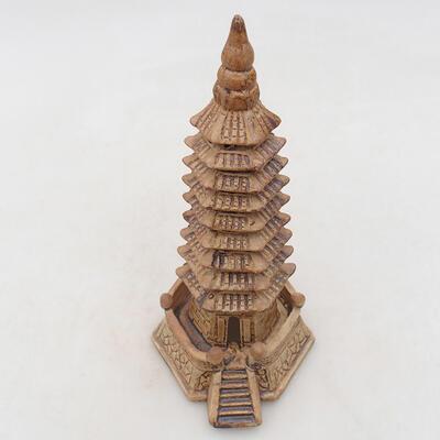 Keramikfigur - Pagode F15-1 - 2