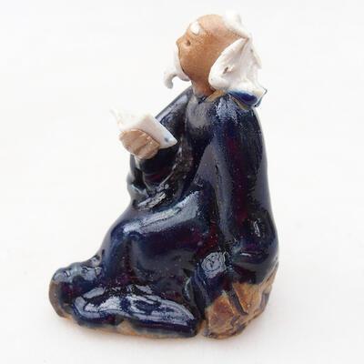 Keramikfigur - Strichmännchen H0-4tm - 2
