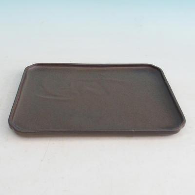 Bonsai-Wassertablett H 20 - 26,5 x 20 x 1,5 cm - 2