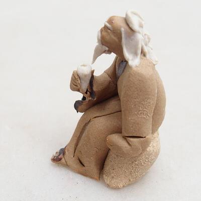 Keramikfigur - Strichmännchen H25 - 2