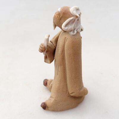 Keramikfigur - Strichmännchen H26j - 2