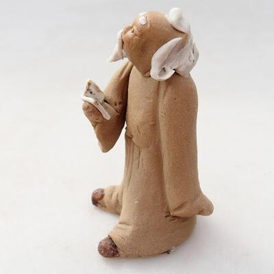 Keramikfigur - Strichmännchen H26k - 2