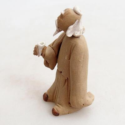 Keramikfigur - Strichmännchen H27p - 2