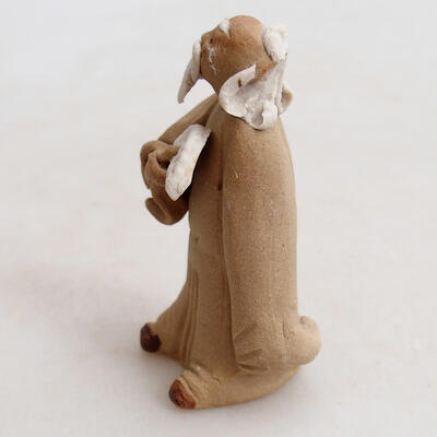 Keramikfigur - Strichmännchen H27v - 2
