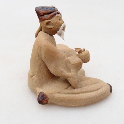 Keramikfigur - Strichmännchen I1 - 2