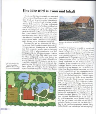 Wom Teich zum Wassergarten - 2