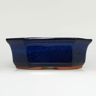 Bonsai Schüssel Tablett H14 - Schüssel 17,5 x 17,5 x 6,5, Tablett 17,5 x 17,5 x 1,5 - 2