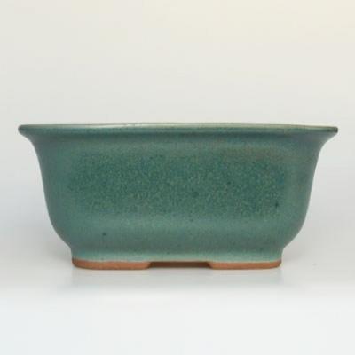 Bonsai Schüssel Tablett H36 - Schüssel 17 x 15 x 8 cm, Tablett 17 x 15 x 1 cm - 2