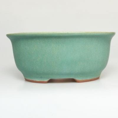 Bonsai Schüssel Tablett H 30 - Schüssel 12 x 10 x 5 cm, Tablett 12 x 10 x 1 cm - 2