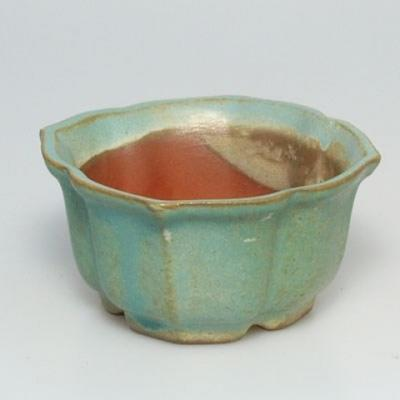 Keramik Bonsai Schüssel H 95 - 7 x 7 x 4,5 cm - 2
