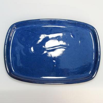 Bonsaischale + Tablett H09 - Schüssel 31 x 21 x 8 cm, Tablett 28 x 19 x 1,5 cm - 2