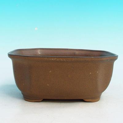 Bonsaischale aus Keramik H 31 - 14,5 x 12,5 x 6 cm - 2