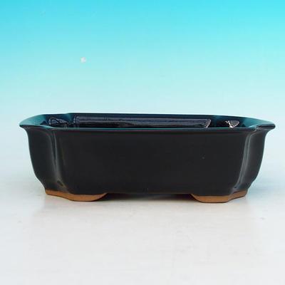 Bonsaischale aus Keramik H 03 - 16,5 x 11,5 x 5 cm - 2
