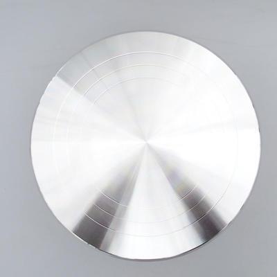 Aluminium Drehteller Profi 23x9,5 cm - 2