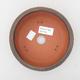 Keramik Bonsai Schüssel 15 x 15 x 6 cm, Farbe rissig - 3/4